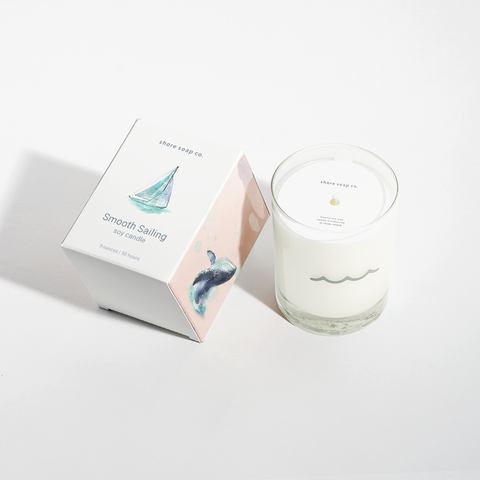 Smooth Sailing Candle