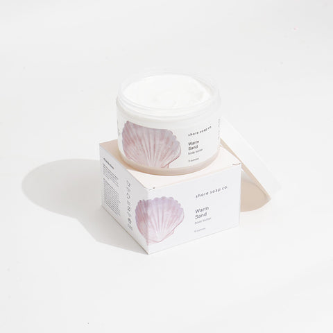 Warm Sand Body Butter (New)