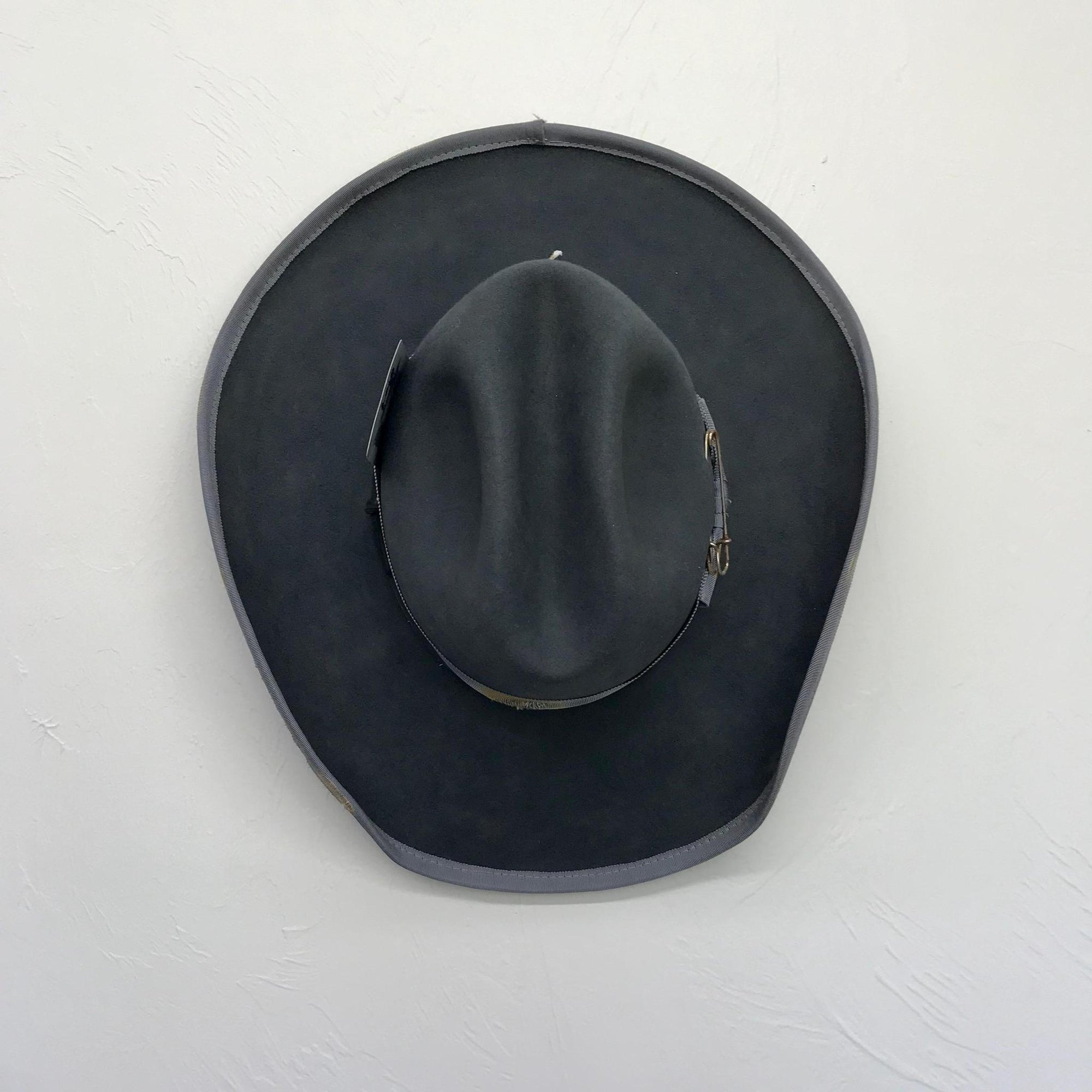 Steel Gray Mink Hat
