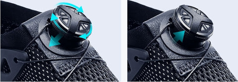 SportR - The Rotating Buckle Shoelaces