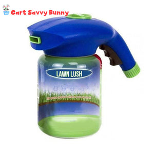 LawnLush - The Grass Growers