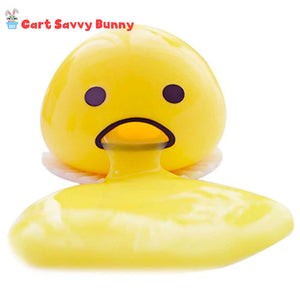 Squishy Egg Yolk Stress Ball