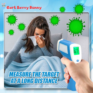 Contact-Less Infrared Thermometer