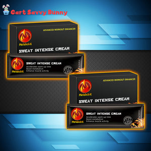 MetabolyX - Sweat Intense Cream