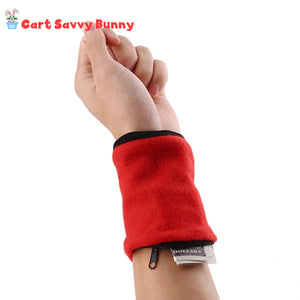 Active Sports Wrist Pouch