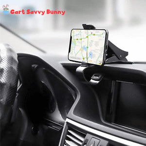 FlexiAngle Car Phone Holder