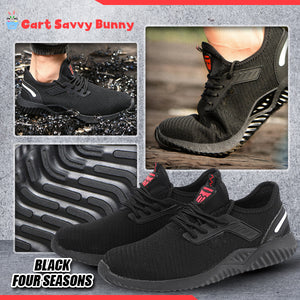 TITANIA - The Military Grade Safety Shoes