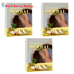 Natural Herbal Foot Spa