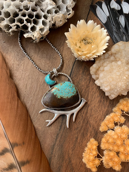 Mountain Spirit Necklace No 2