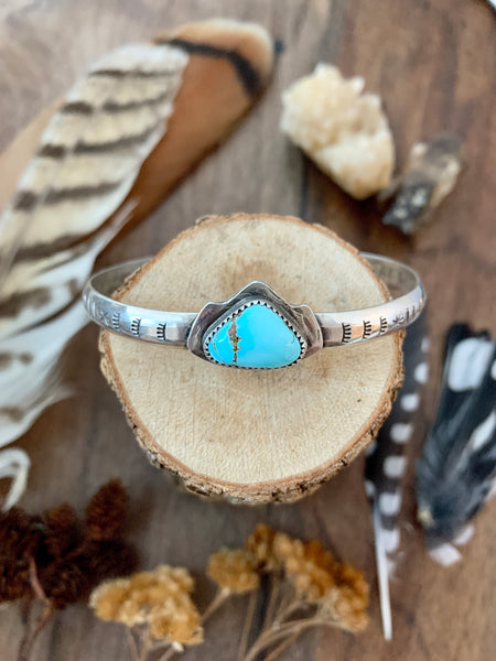 Mountain Cuff Dry Creek Turquoise