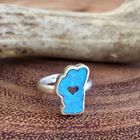 Heart of Tahoe Ring