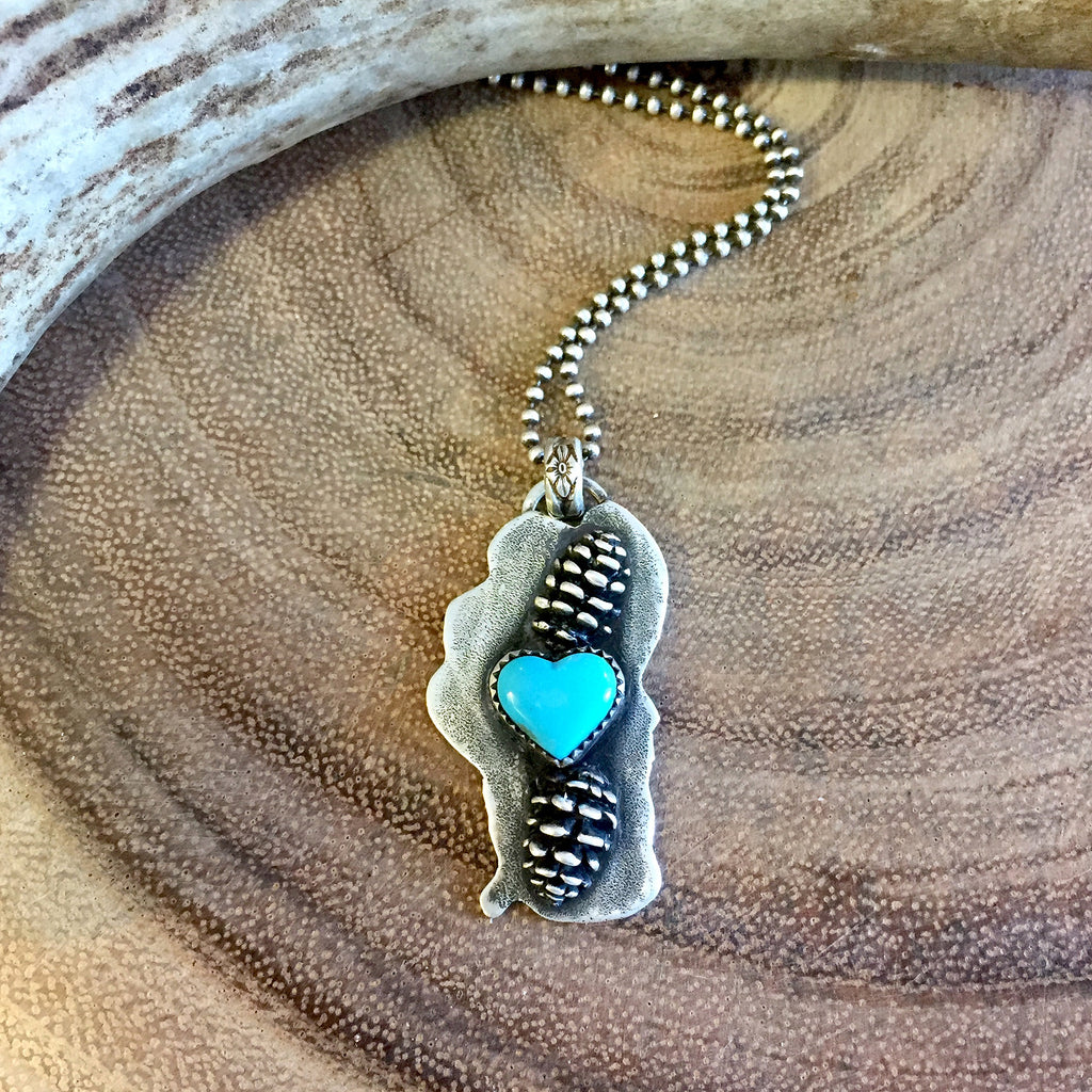 Turquoise Tahoe Necklace