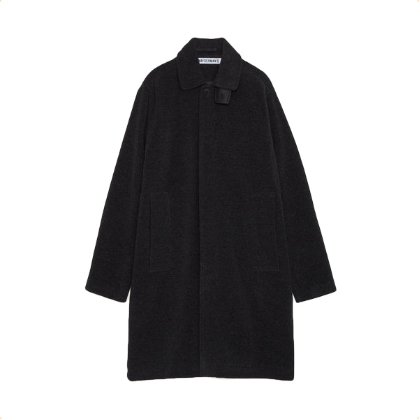 Car Coat Merino Wool