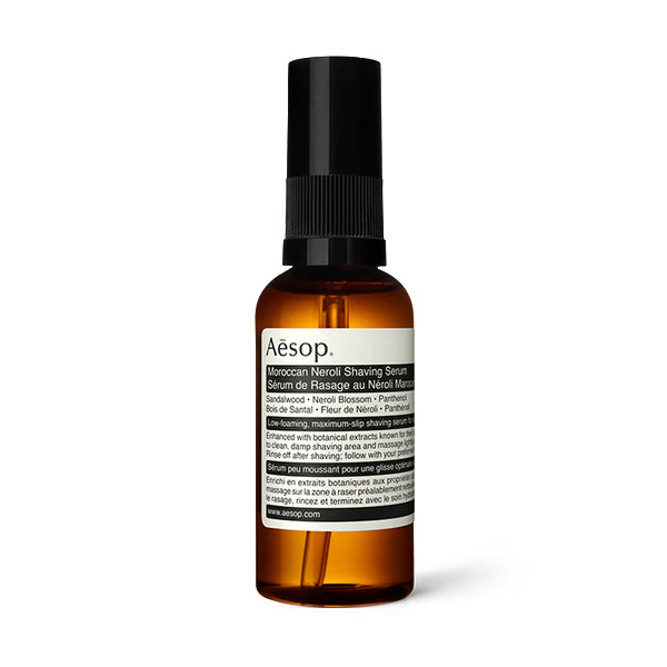 Morrocan Neroli Shaving Serum 60ml