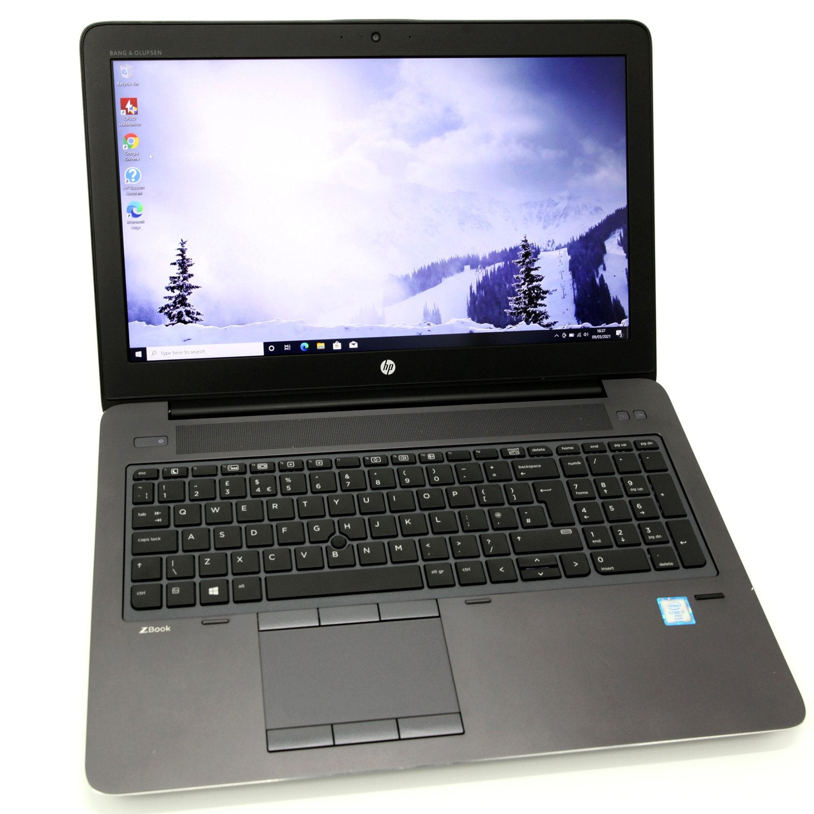 HP ZBook 15 G3 Laptop: Core i7-6820HQ 1TB SSD, 16GB RAM M2000M Warranty Inc VAT - CruiseTech