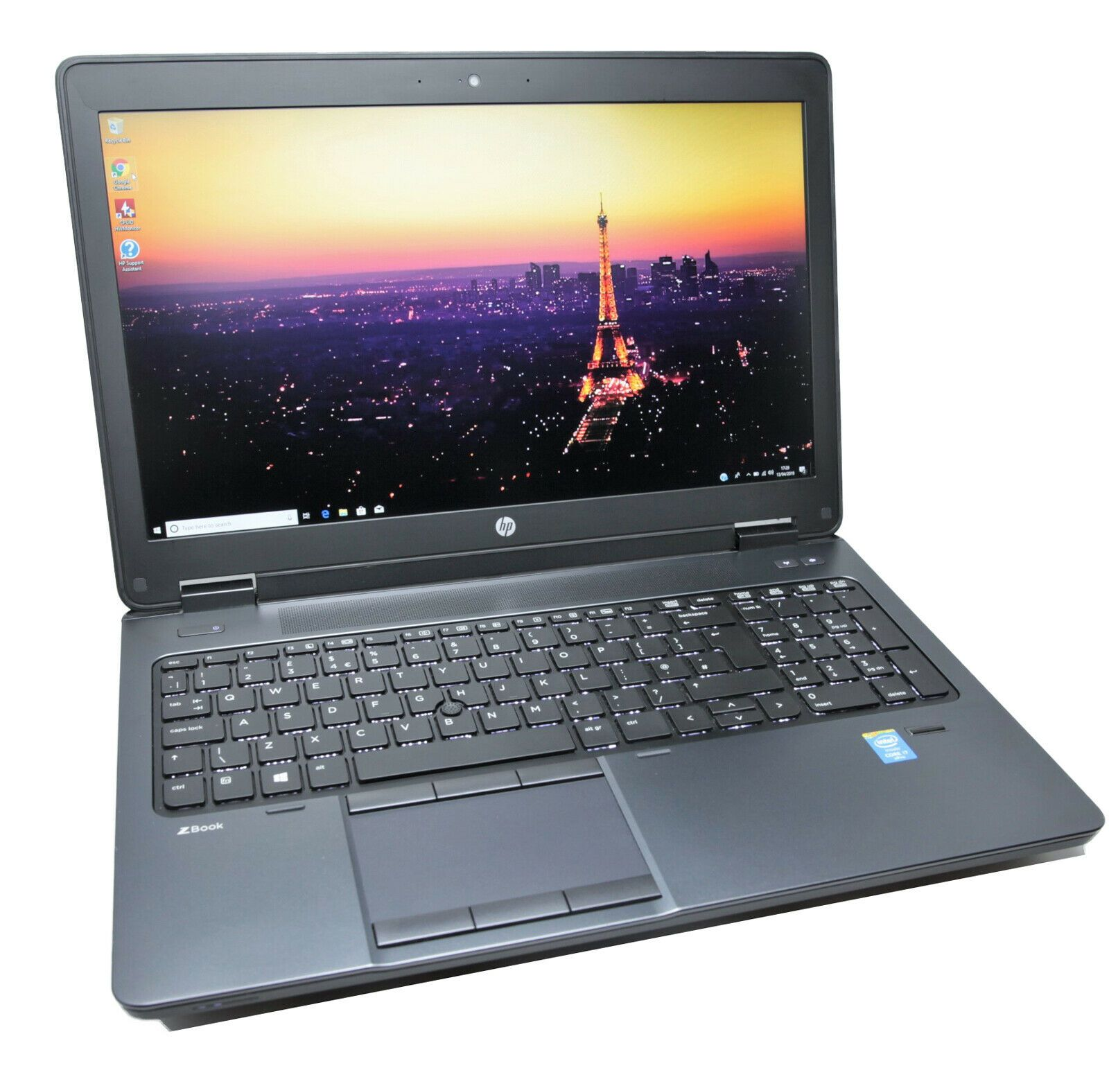 HP ZBook 15 G2 CAD Laptop: 32GB RAM, 256GB SSD+HDD, Core i7, Warranty, VAT - CruiseTech