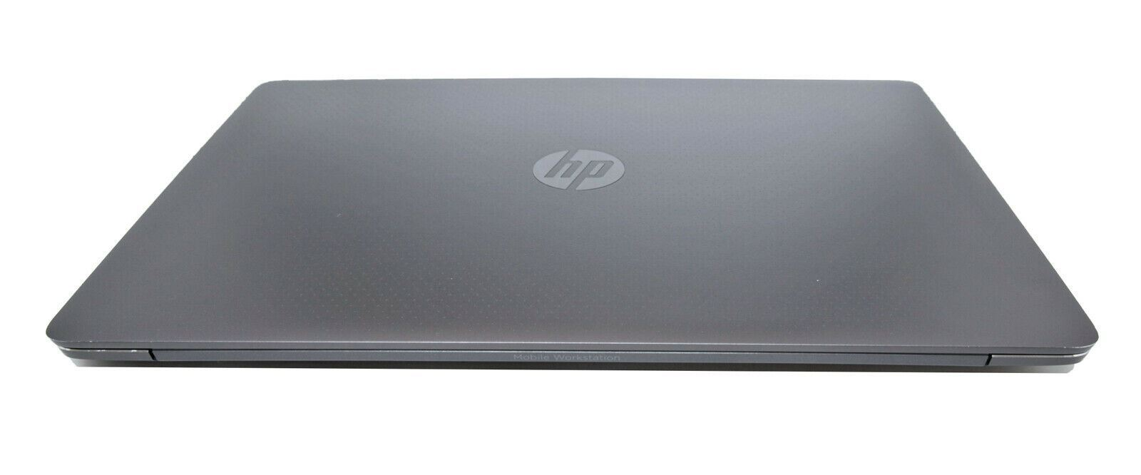 HP ZBook 15 Studio G3 15.6