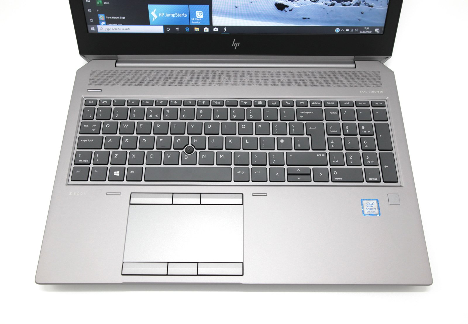 HP ZBook 15 G6 Laptop: Core i7-9750H, 16GB RAM, 512GB SSD, T1000, Warranty - CruiseTech