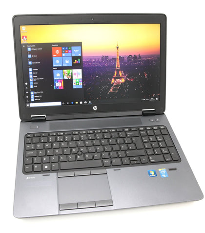 HP ZBook 15 CAD Laptop: 4th Gen Core i7, 16GB RAM, 256GB + 750GB, Warranty, VAT - CruiseTech