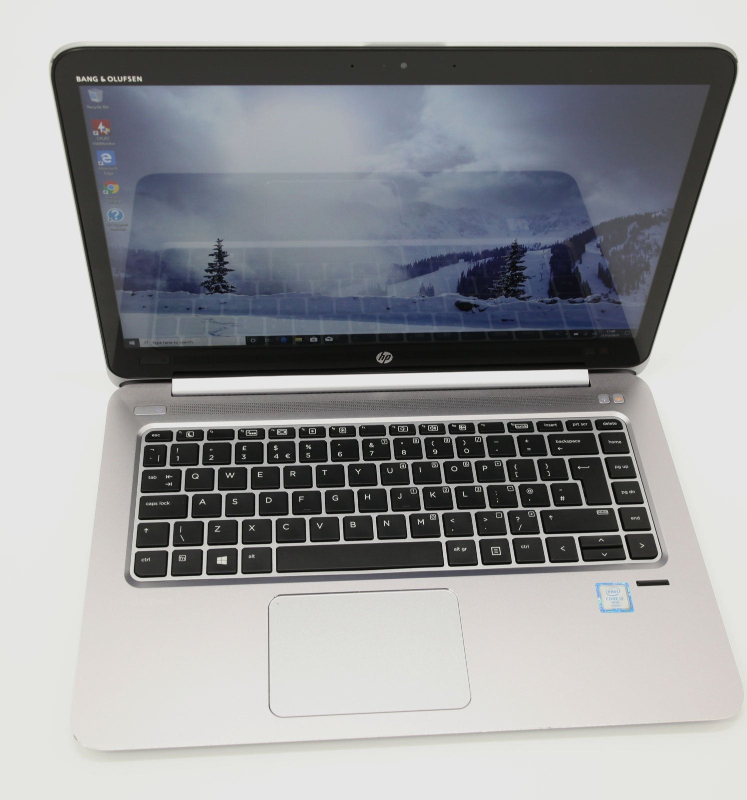 HP EliteBook 1040 G3 QHD Touchscreen Laptop: 16GB RAM, 360GB SSD, Warranty - CruiseTech