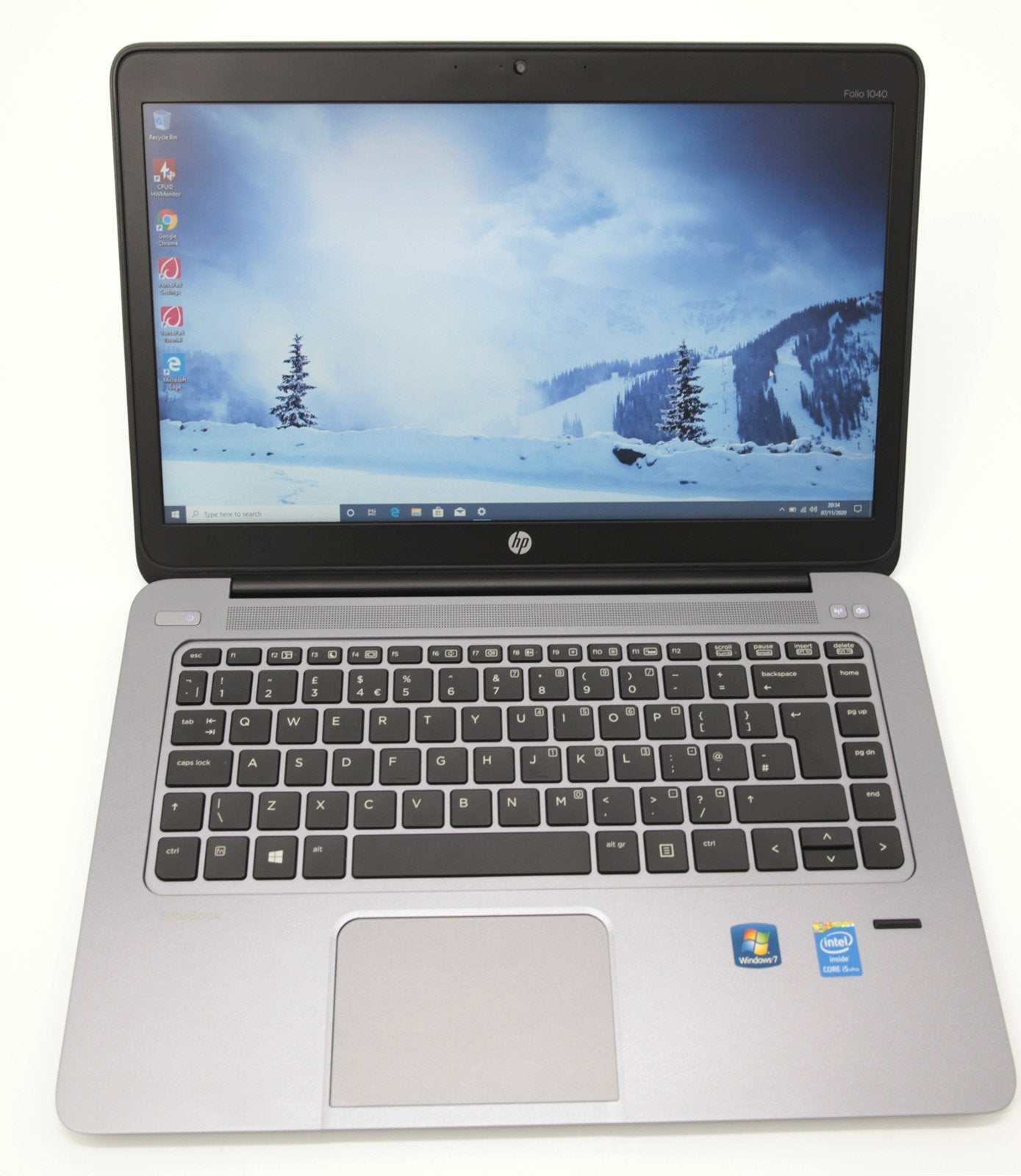 HP EliteBook 1040 G1 Laptop: Core i5, 240GB RAM, 4GB RAM, VAT Warranty 1.5KG - CruiseTech