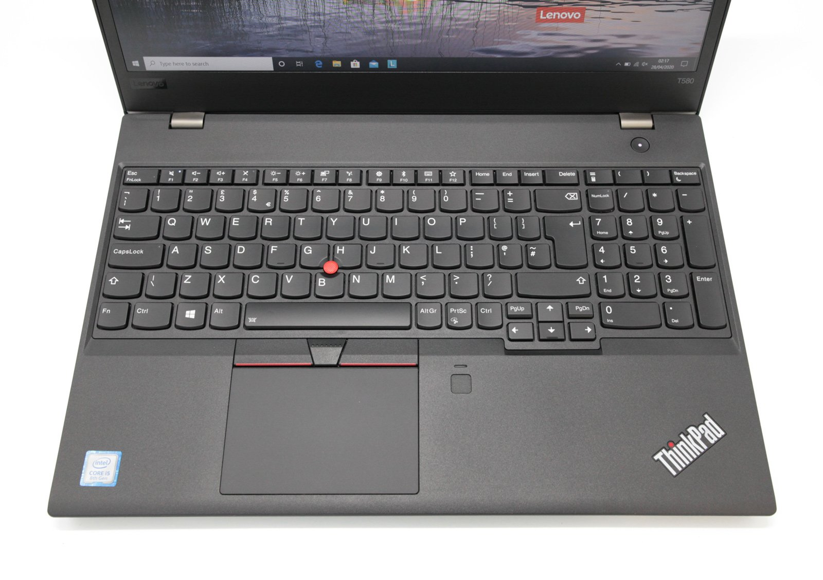Lenovo Thinkpad T580 15.6