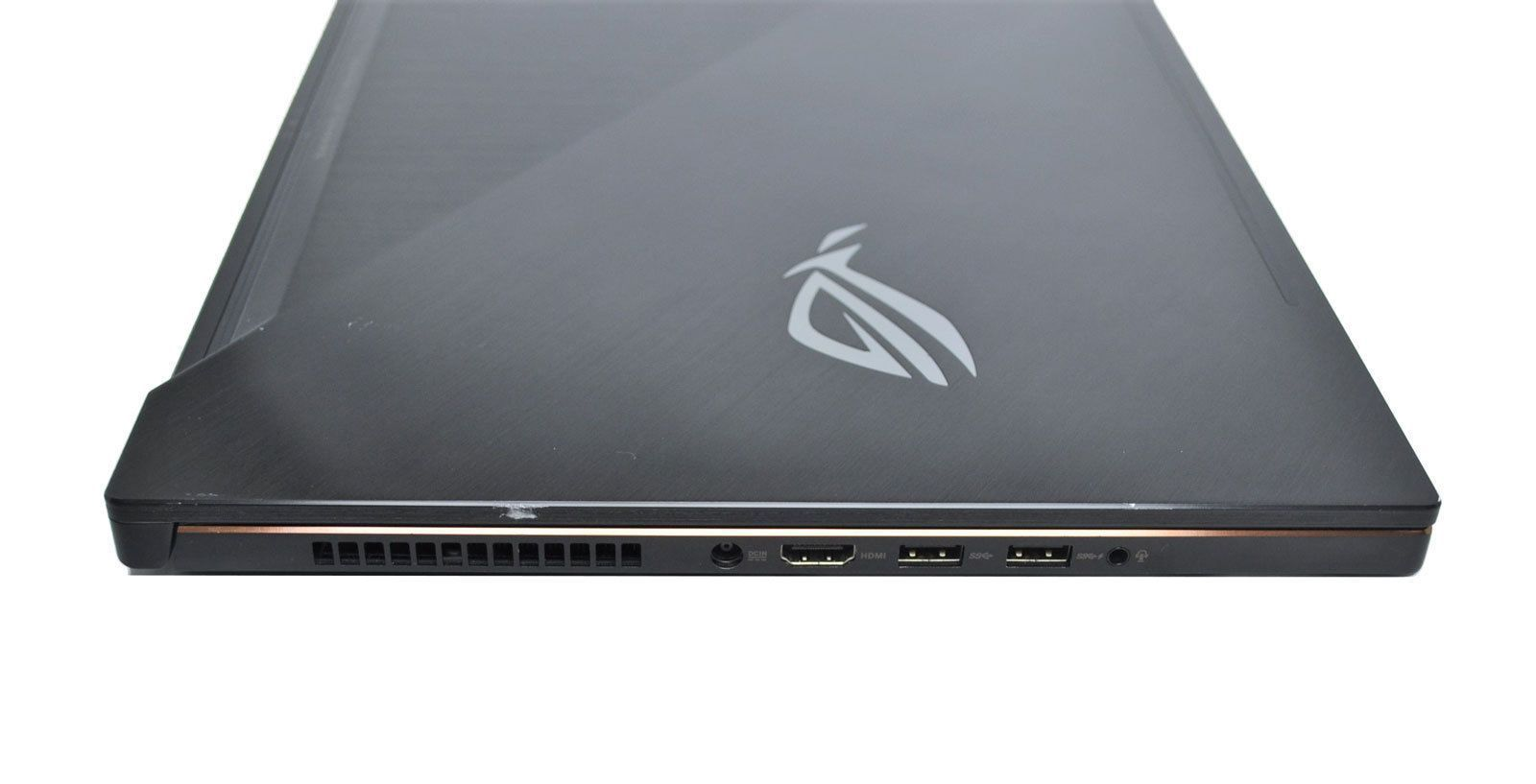 ASUS ROG Zephyrus GX501 Gaming Laptop: GTX 1070, Core i7-7700HQ, 512GB, 16GB - CruiseTech