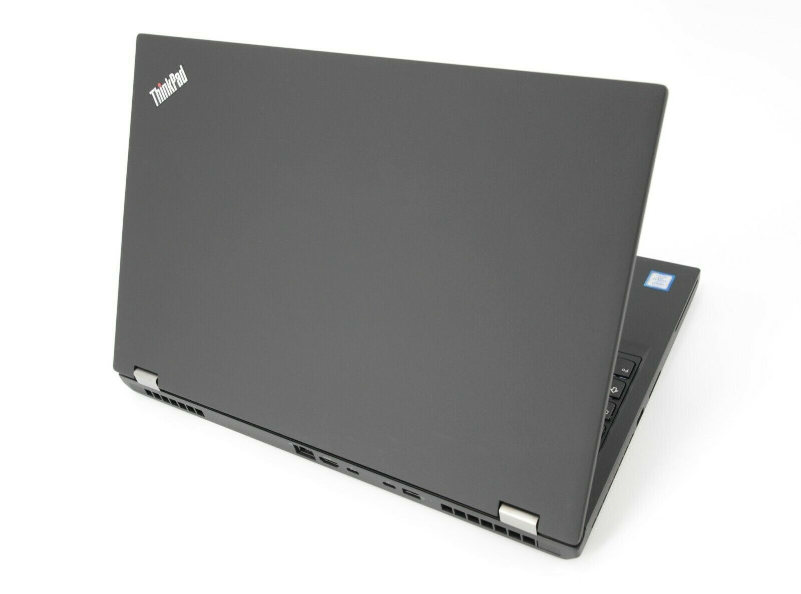 Lenovo ThinkPad P52 Premium Laptop: P3200 Quadro Core i7-8850H 512GB 16GB RAM - CruiseTech