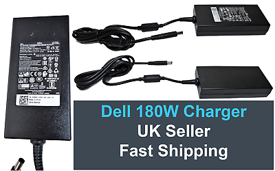 Dell Original 180W AC Charger for Precision, FA180PM111, 0DW5G3, VAT - CruiseTech
