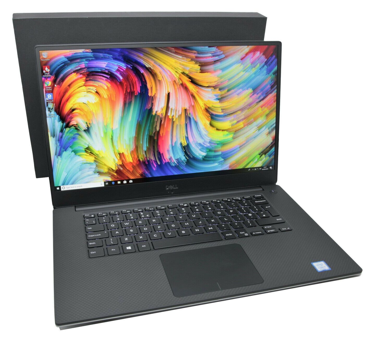 Dell Precision 5530 CAD Laptop: Core i7-8850H, 16GB RAM, 512GB SSD, 1.9KG - CruiseTech