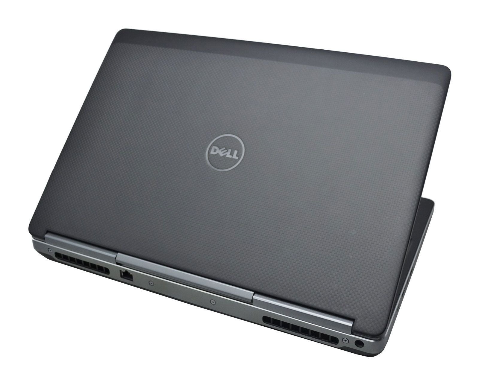 Dell Precision CAD 7520 Laptop: Core i7-6820HQ, 256GB, 16GB RAM, Quadro M2200 - CruiseTech