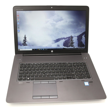 HP ZBook 17 G3 Laptop: Xeon, M5000M, 64GB RAM, 2x512GB, Warranty - CruiseTech