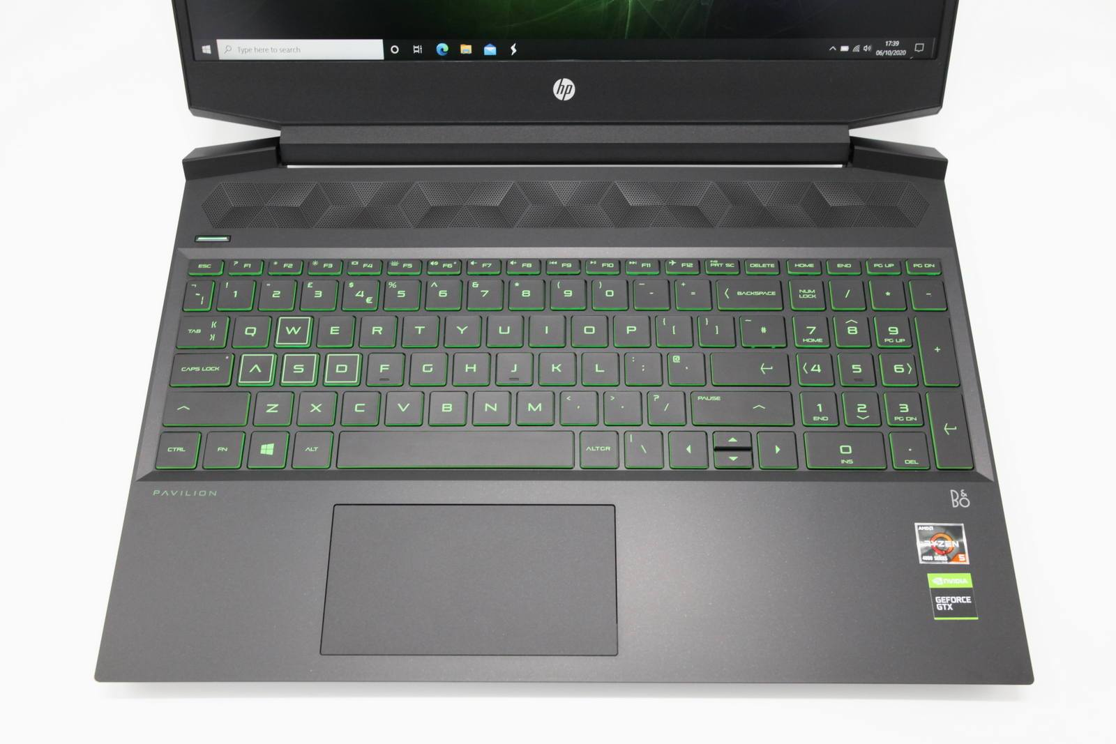 HP Pavilion Gaming Laptop: Ryzen 5 4600H, 8GB RAM,GTX 1050, 256GB Warranty - CruiseTech
