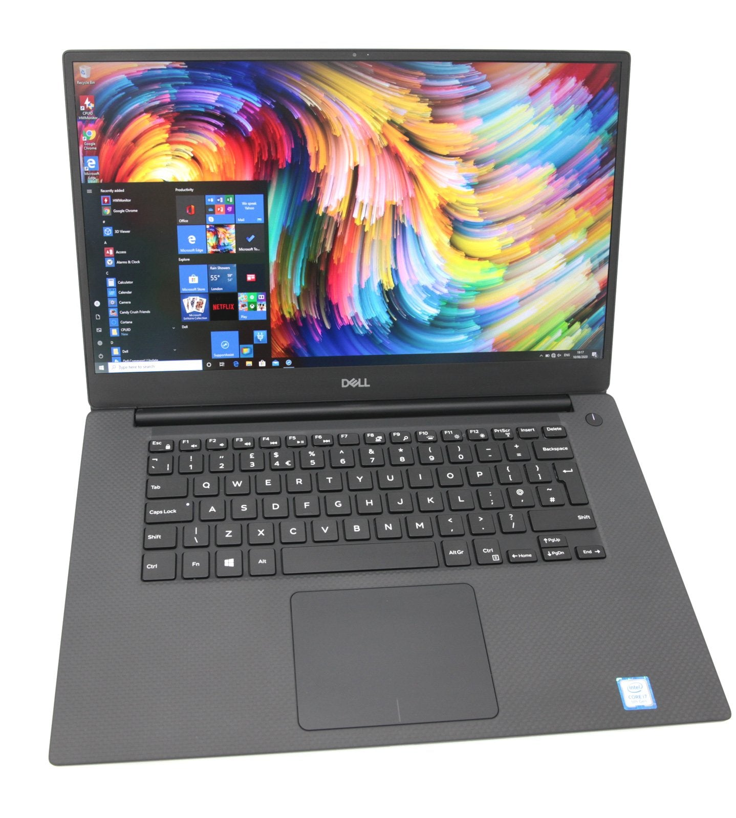 Dell Precision 5540 4K CAD Laptop: Core i7-9850H, 32GB RAM, 1TB SSD, Warranty - CruiseTech