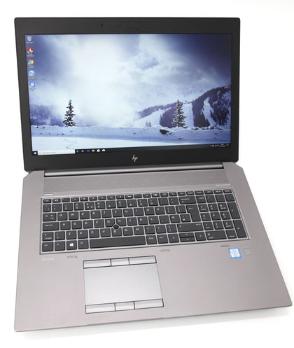 HP ZBook 17 G5 CAD Laptop: Core i7-8850H, 32GB RAM, 512GB, Quadro P3200 Warranty - CruiseTech