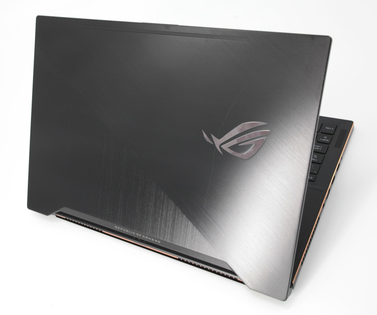ASUS ROG Zephyrus Gaming Laptop: GTX 1080, i7 8th Gen, 16GB RAM, 512GB SSD - CruiseTech