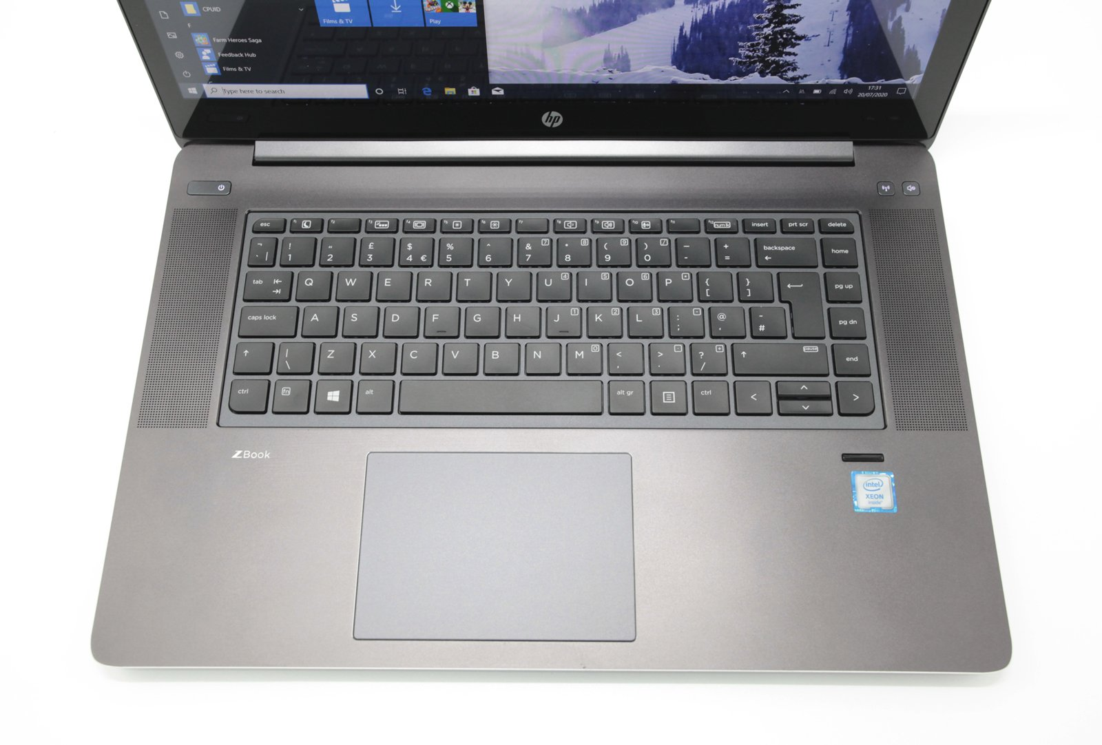HP ZBook 15 Studio G3 Touch Laptop Xeon upto 3.7Ghz 16GB RAM, 512GB Warranty - CruiseTech