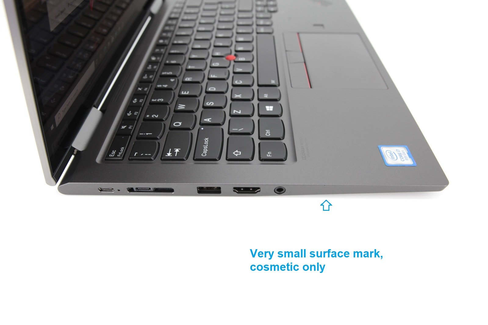 Lenovo Thinkpad X1 Yoga 4th Gen: 4K UHD Touch, Core i7, 512GB 16GB LTE Warranty - CruiseTech