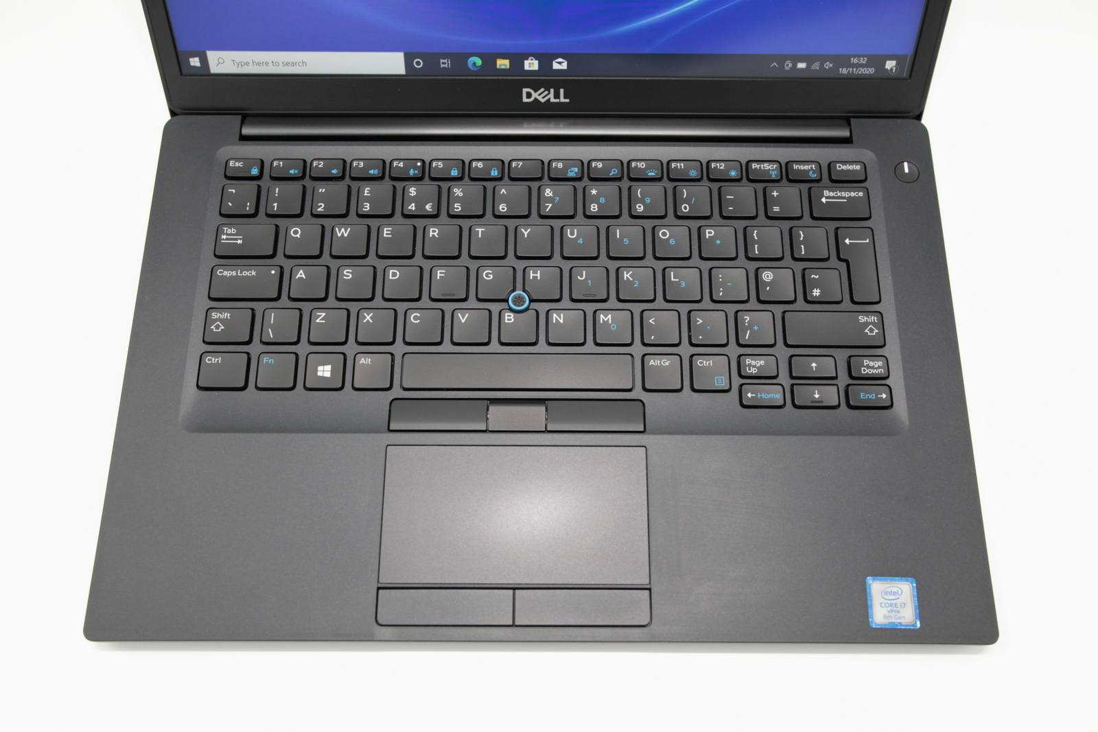Dell Latitude 7490 Laptop: Core i7-8650U, 16GB RAM, 512GB SSD, 14
