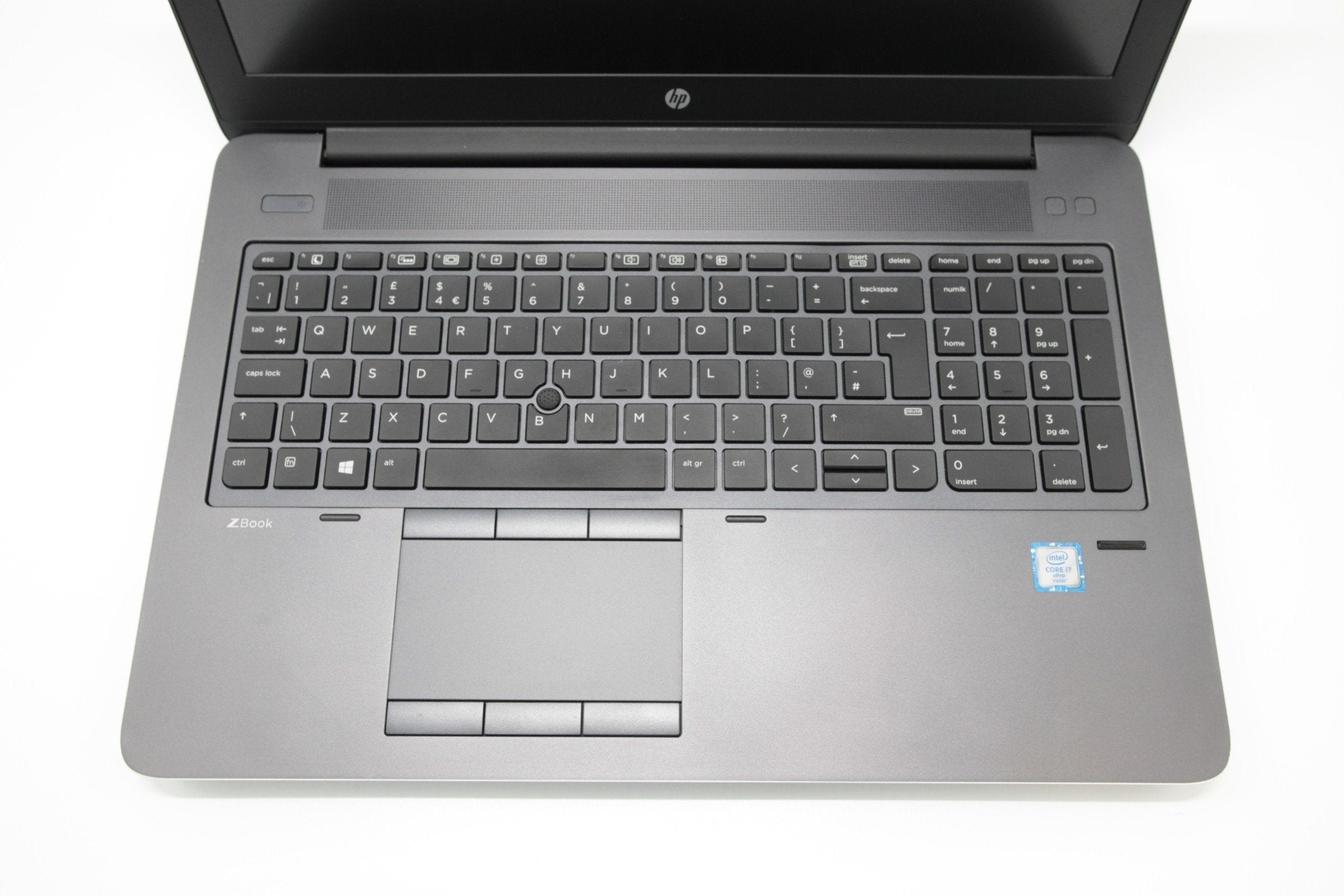 HP ZBook 15 G3 IPS Laptop: Core i7-6820HQ 16GB RAM 240GB M2000M Warranty Inc VAT - CruiseTech