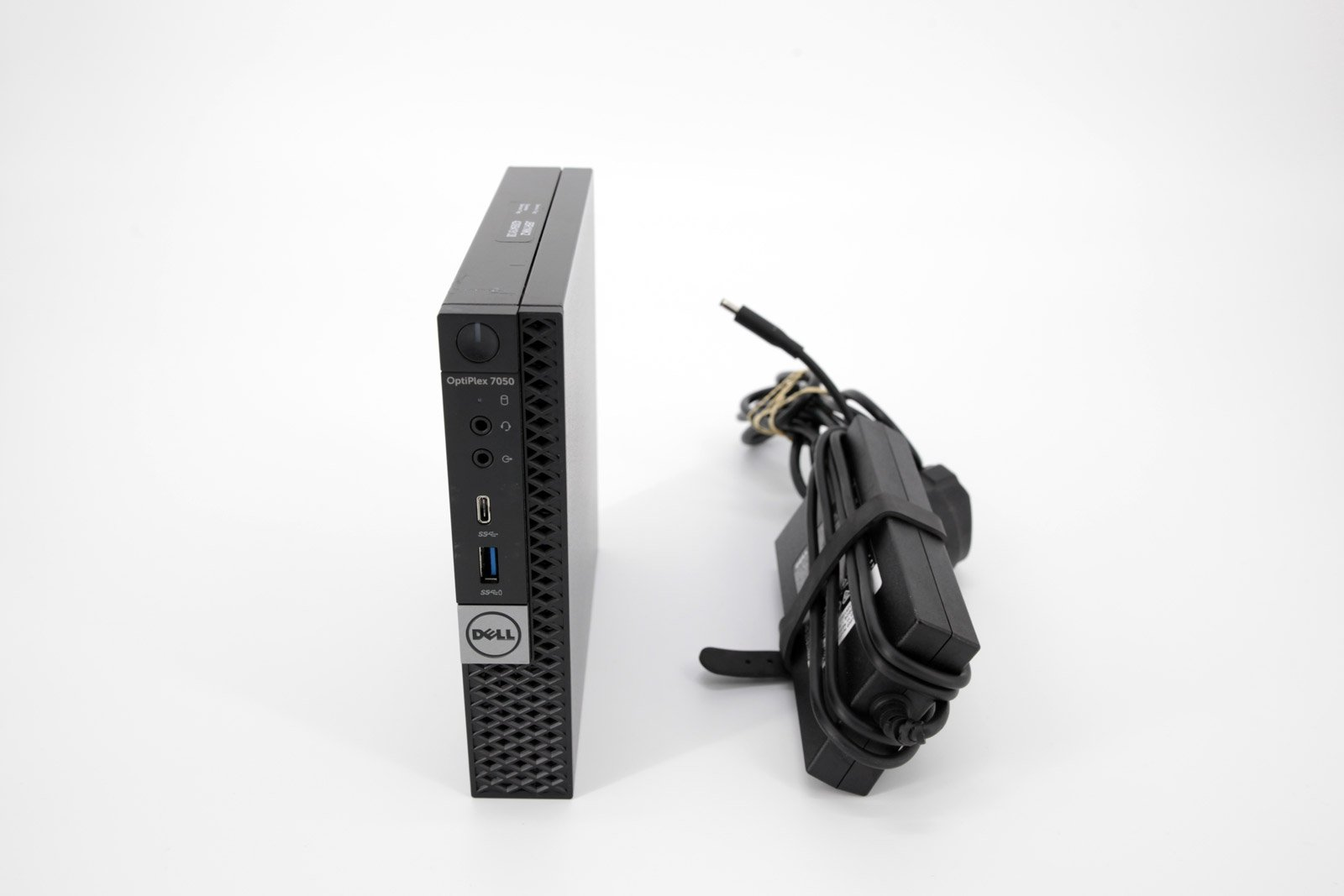 Dell Optiplex 7050 Desktop Micro PC: i5 6th Gen, 8GB RAM, 256GB SSD, Warranty - CruiseTech