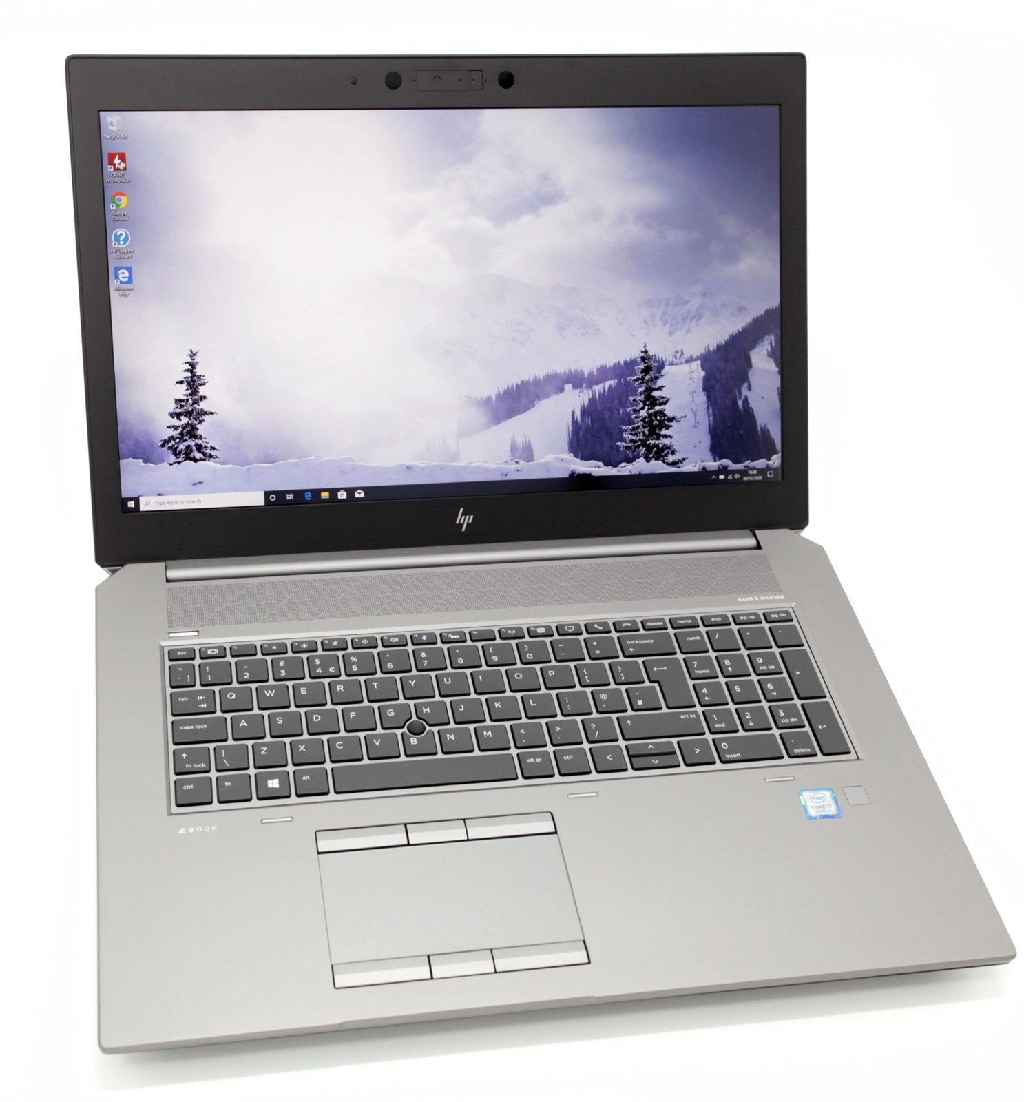 HP ZBook 17 G6 CAD Laptop: i7-9750H, RTX 4000, 32GB RAM, 1TB SSD +HDD, Warranty - CruiseTech