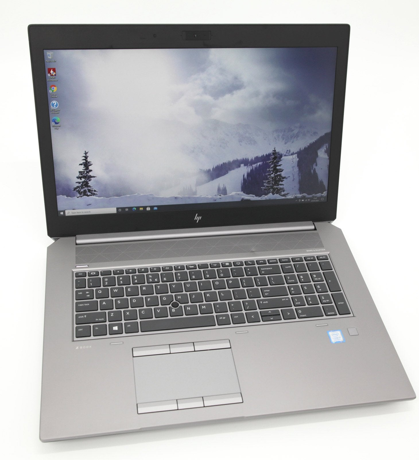 HP ZBook 17 G5 CAD Laptop: Quadro P5200, 32GB RAM, 8th Gen i7 512GB Warranty VAT - CruiseTech