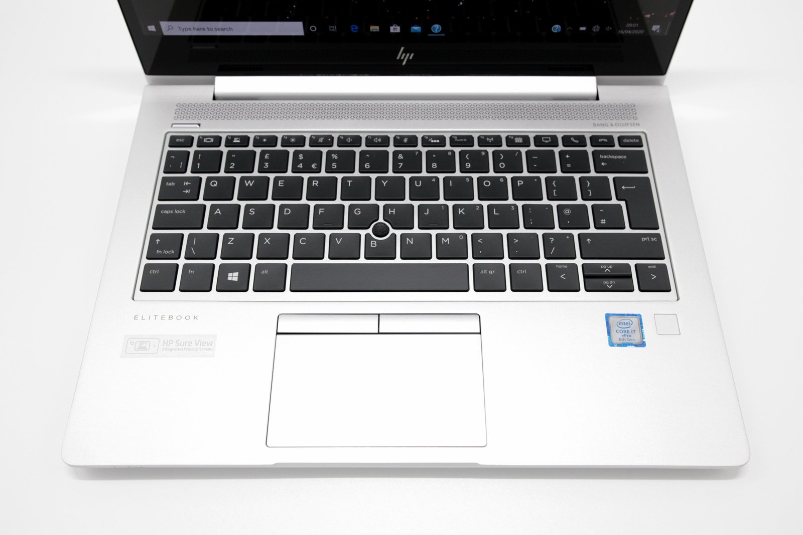 HP EliteBook 830 G5 Laptop: i7-8650U, 16GB, 256GB, Privacy Touchscreen Warranty - CruiseTech