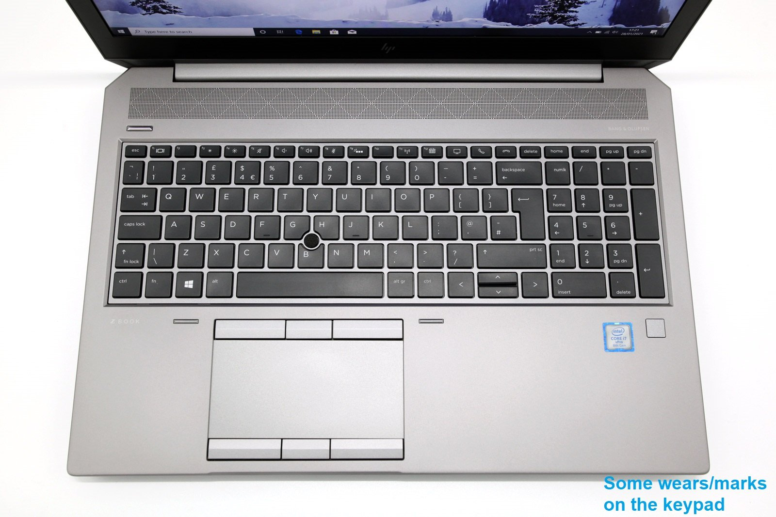 HP ZBook 15 G5 Laptop: Core i7-8850H, 32GB RAM, 512GB SSD, NVIDIA, Warranty - CruiseTech