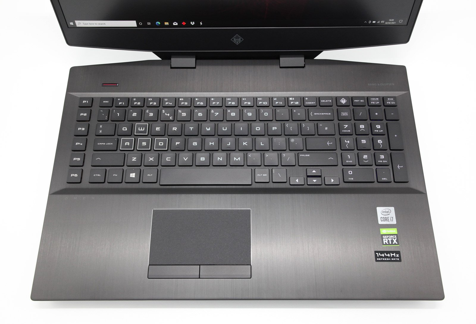 HP Omen 17 144Hz Gaming Laptop: 10th Gen i7, RTX 2070, 512GB+HDD, 16GB Warranty - CruiseTech