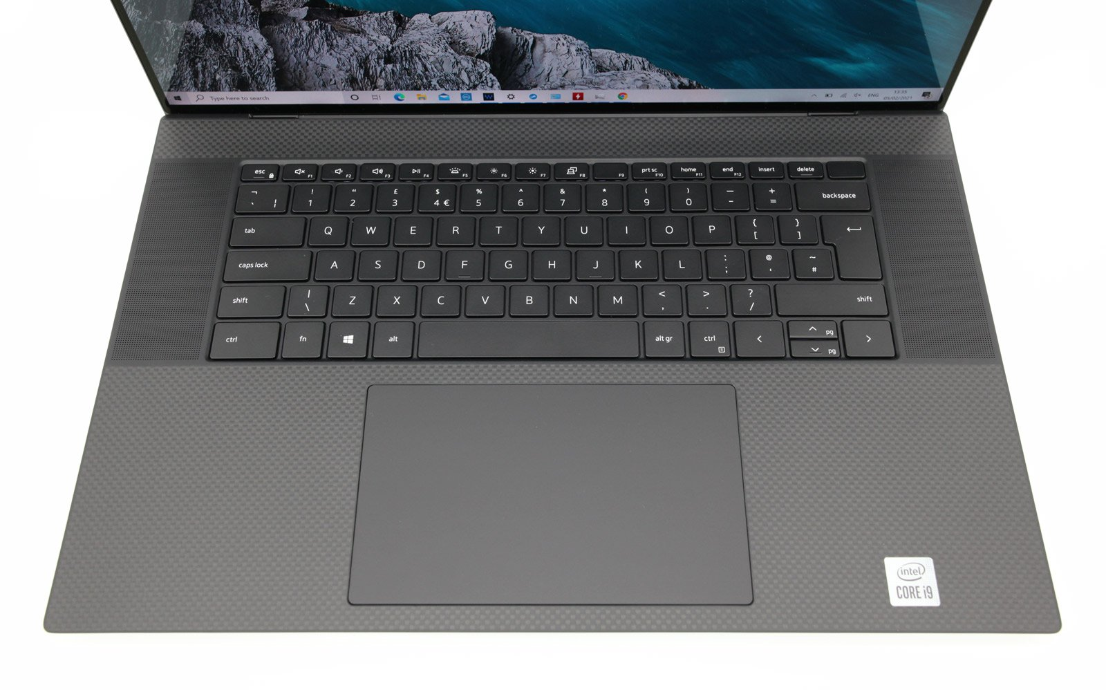 Dell XPS 17 9700 4K Touch Laptop: Core i9 NVIDIA 16GB RAM 1TB SSD Warranty - CruiseTech
