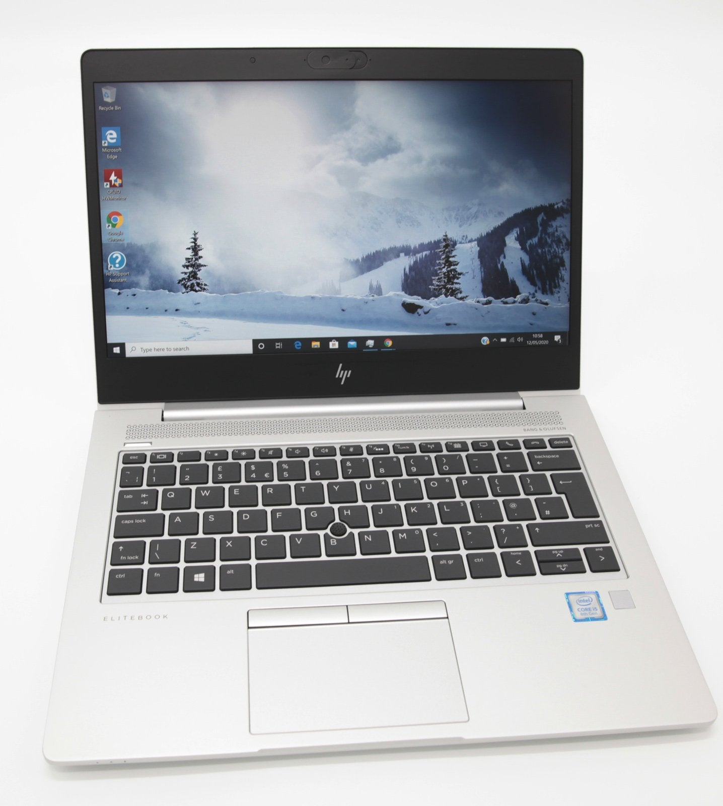 HP EliteBook 830 G5 Laptop: Core i5-8250U 8GB, 256GB, Warranty - CruiseTech