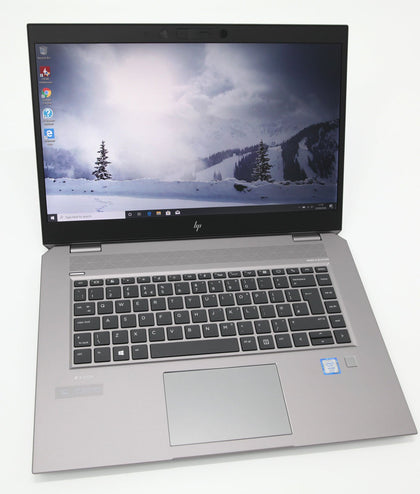 HP ZBook 15 G5 Studio Privacy Screen Laptop: Xeon, 32GB RAM, 512GB SSD, Warranty