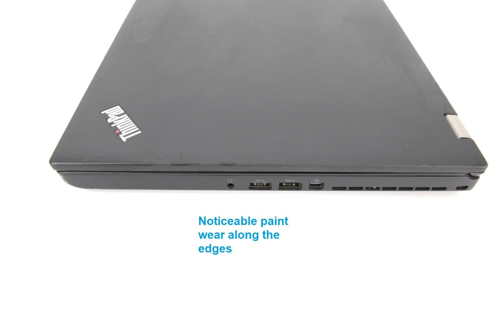 Lenovo Thinkpad P50 CAD Laptop: Core i7-6820HQ 256GB Quadro 8GB RAM VAT Grade C - CruiseTech